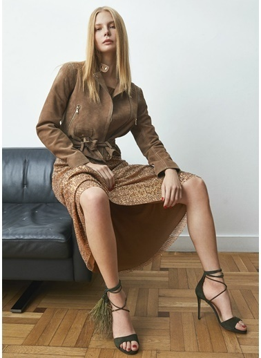 Beymen Collection Elbise Bronz